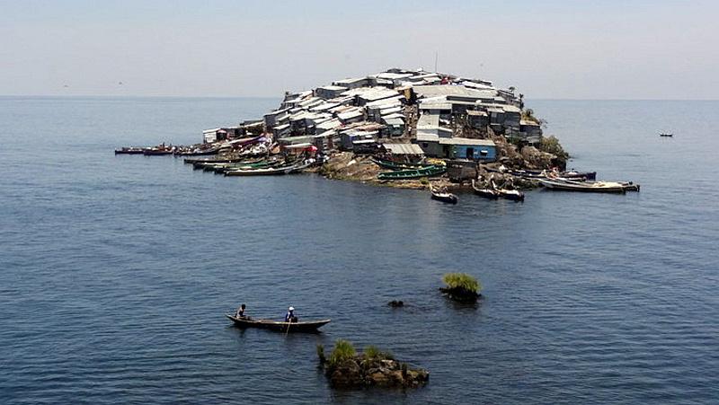 Migingo Island - Lake Victoria