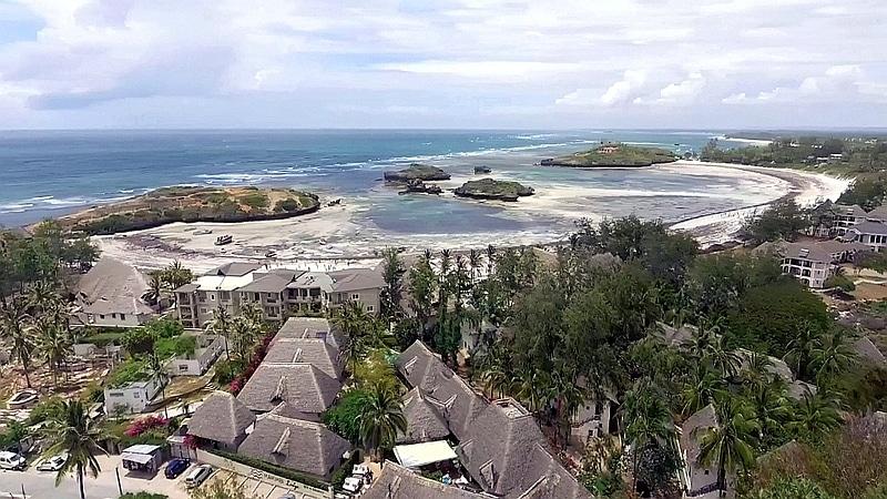 Blue Lagoon Bay Watamu