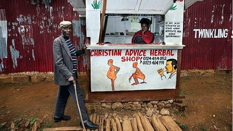 Herbal Shop in Nairobi