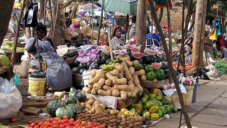 Mercato a Machakos