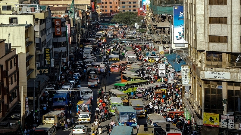 Ronald Ngala Street a Nairobi