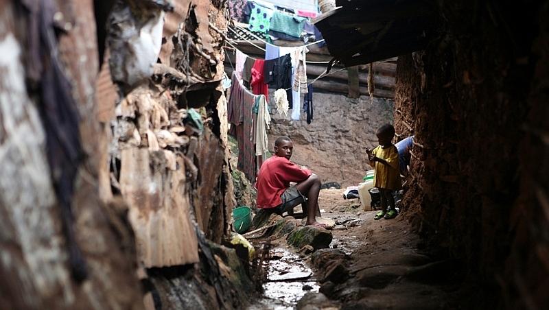 Sopravvissuti nelle baraccopoli di Nairobi