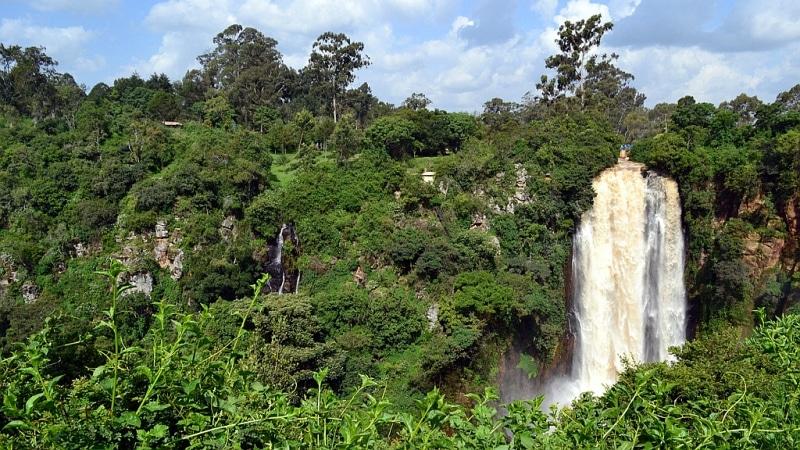Cascate Thomson-Kenya