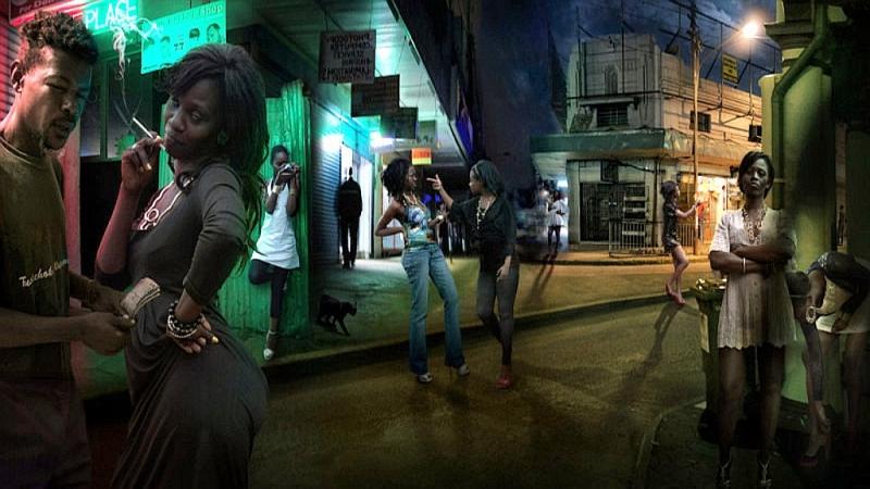 Nairobi di notte