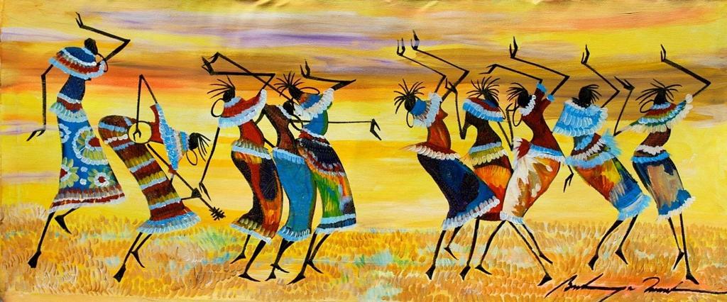 Storiografia del Kenya. Arte africana antica