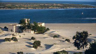 Spiaggia di Shela-Isola di Lamu. Vacanze e Turismo in Kenya