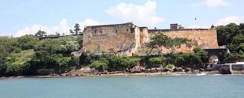 Immagine di Fort Jesus sull'isola di Mombasa