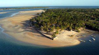 Isola di Manda. Vacanze e Turismo in Kenya