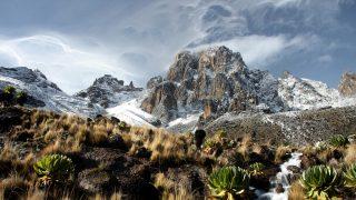 Monte Kenya. Vacanze e Turismo in Kenya