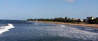 Spiaggia di Malindi sulla Silversand Road