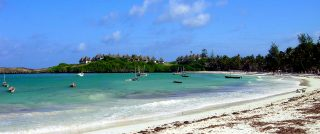 Spiaggia di Watamu Bay