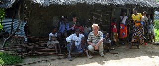 Amici in Kenya