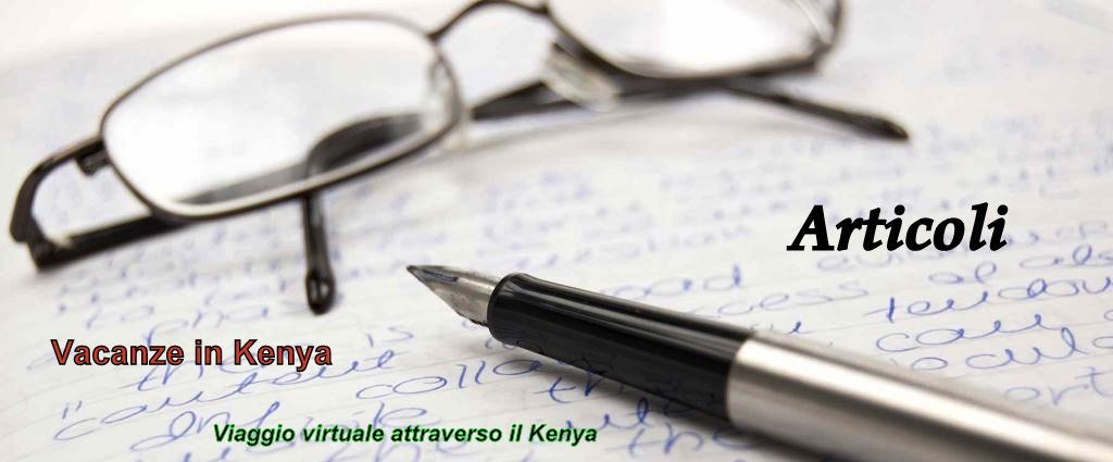 Kenya Articoli più letti-Vacanze in Kenya