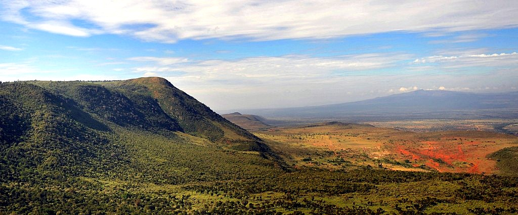 Morphology of Kenya-The Great Rift Valley
