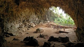 Kitum Cave - Mount Elgon National Reserve Kenya