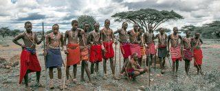 Kenya dal X al XX secolo-Guerrieri Masai