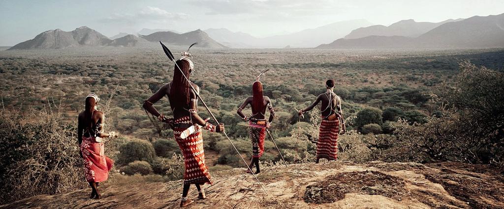 Il Kenya-Popolo Masai
