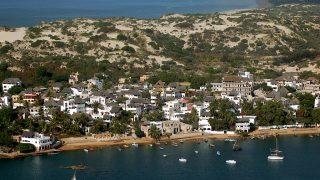 Isola di Lamu-Kenya