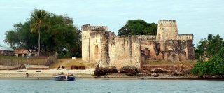 Sultanato di Kilwa-Kilwa Kisiwani-Gereza Fort
