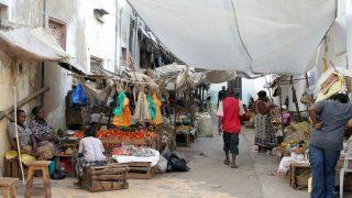 Città di Lamu-Kenya
