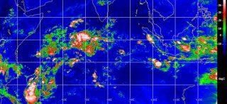 Meteosat Oceano Indiano-Meteo satellitare