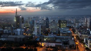 Nairobi City-Kenya