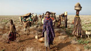 Popolo Turkana-Kenya