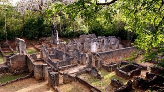 The Gede Ruins-The Lost City