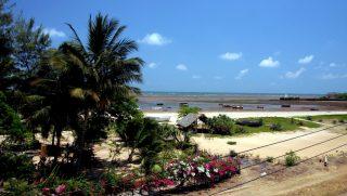 Porto di Malindi e Vasco da Gama Pillar