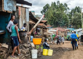 Kibera, Nairobi - Kenya