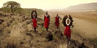 Kenya Popoli Tribù Etnie