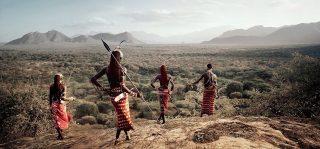 Kenya dal X al XX secolo. Tribù Samburu