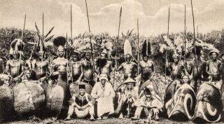 Tribù Kavirondo