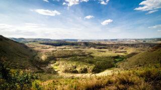 Cratere Menengai. Kenya